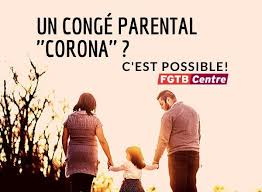 Congé parental coronavirus